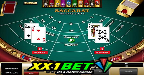 Beberapa Strategi Agar Menang Bermain Permainan Baccarat