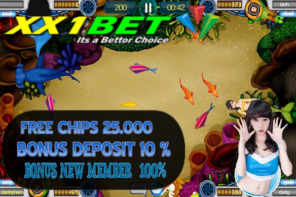 Langkah Cepat Mendapatkan Uang Dari Fish Hunter